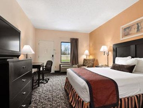 Days Inn Monticello : Mini Suite
