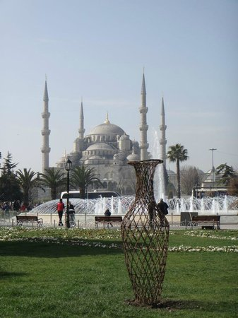 Adora Hotel: Blue Mosque (Sultanahmet Mosque)