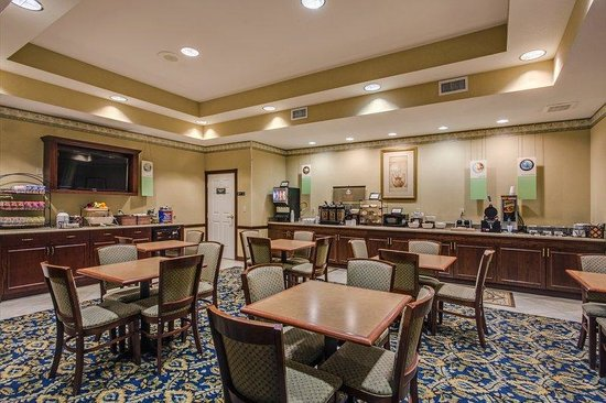 Country Inn & Suites By Carlson, Tampa/Brandon: CountryInn&Suites Tampa  BreakfastRoom