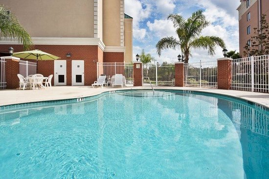 Country Inn & Suites By Carlson, Tampa/Brandon: CountryInn&Suites Tampa  Pool