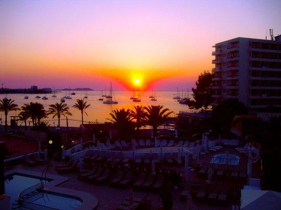 Bellamar Hotel: Gorgeous Sunset