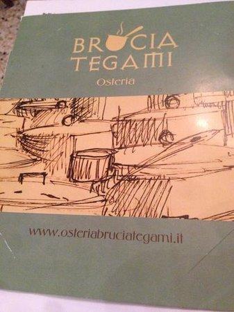 Osteria BruciaTegami Photo