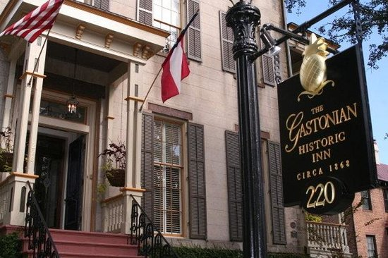 The Gastonian - A Boutique Inn: Exterior