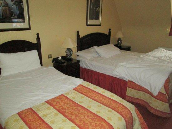Citywest Hotel: Schlafbereich