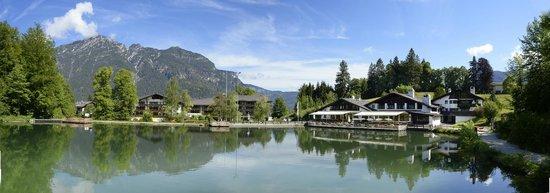 Riessersee Hotel Resort, Sommer