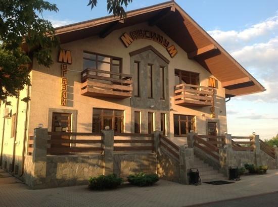Maximum Motel: мотель максимум 518 км трассы м4 в сторону Москвы