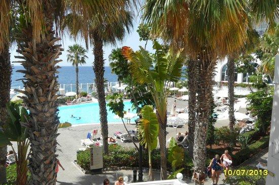 Hotel Riu Palace Madeira: Hotelgelände
