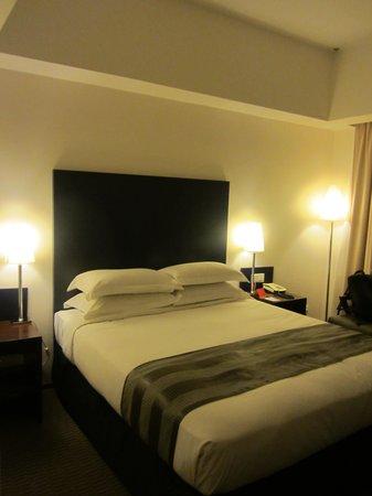 Capitol Hotel: 호텔룸