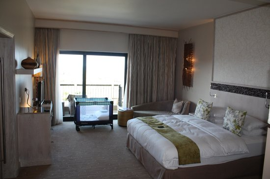 Oubaai Hotel Golf & Spa: Our beautiful room