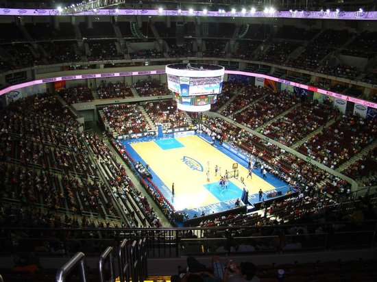 ‪Mall of Asia Arena‬