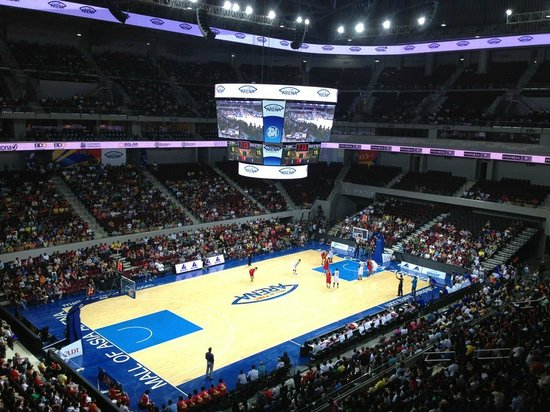 FAST FACTS: Mall of Asia Arena