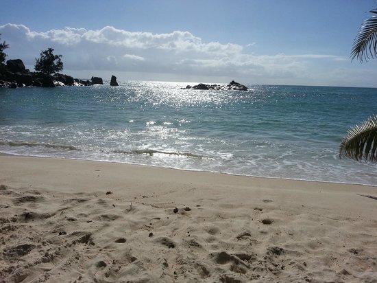 Constance Lemuria: Spiaggia resort