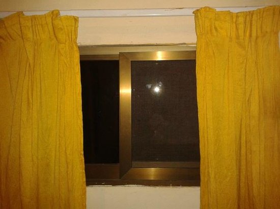 Lyon d'Or : Window of the room