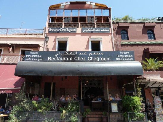 Chez Chegrouni : Chegrouni