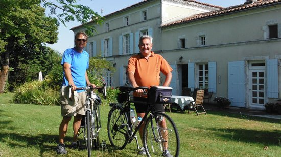 Bresdon, France: A great base for cycling in Cognac
