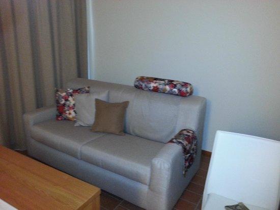 Agriturismo Ca'Giulietta: divano letto