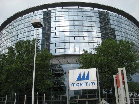 Maritim Hotel Frankfurt / Main: 外観