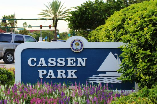 Cassen Park / Granada Bridge Fishing Pier