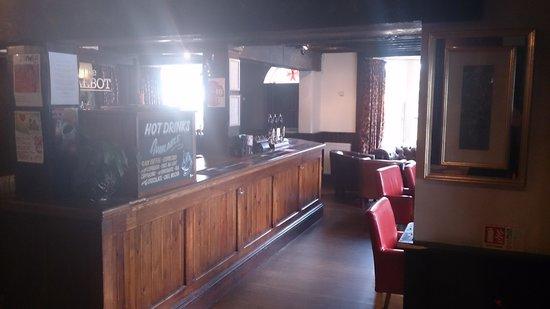 The Talbot: Bar