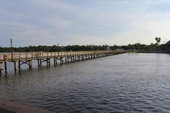 Cassen Park: Fishing Pier
