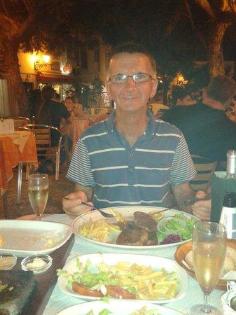 Restaurante Centenario: a fantastic meal at a bargain price