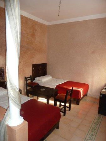 Hotel Cecil Marrakech: Habitación