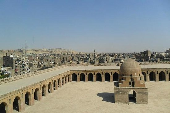 Mosque of Ibn Tulun: Mosque of Ibn Tulan