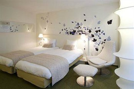 Hotel BLOOM! : Quarto