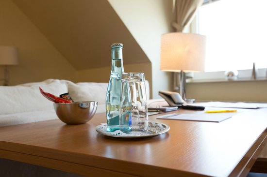 Eindr cke picture of hermes hotel oldenburg for Designhotel rosenbohm