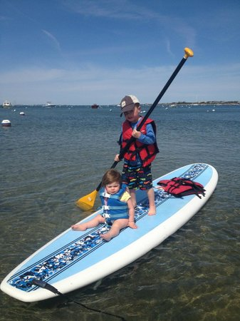 Sea nantucket paddle kayak is it worth visiting see what for Nantucket by the sea