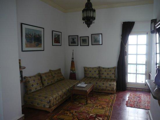 Riad Watier: Suite Pépé Rotto