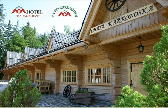 Karkonosze Hotel : Restauracja