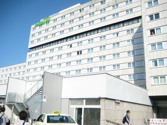 Holiday Inn Munich - City Centre: 外観