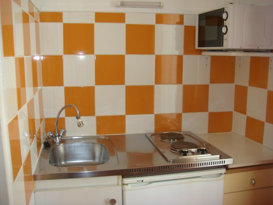 Hancy Guesthouse : Kitchen