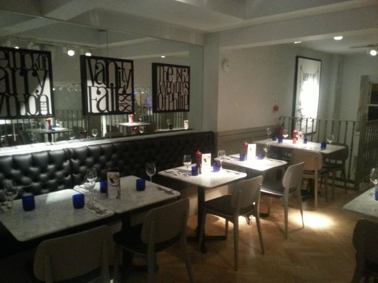 Upstairs Mezzanine Picture Of Pizza Express Royal