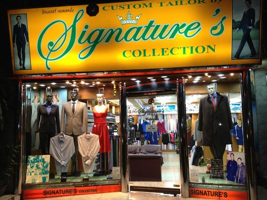 ‪Signature Collection Tailor‬