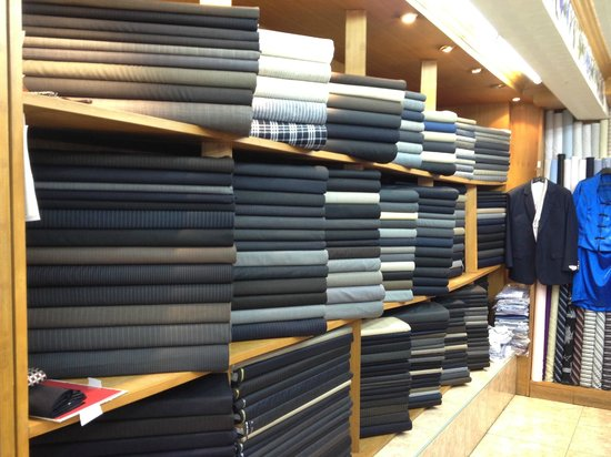 Signature Collection Tailor: Cashmere Wool