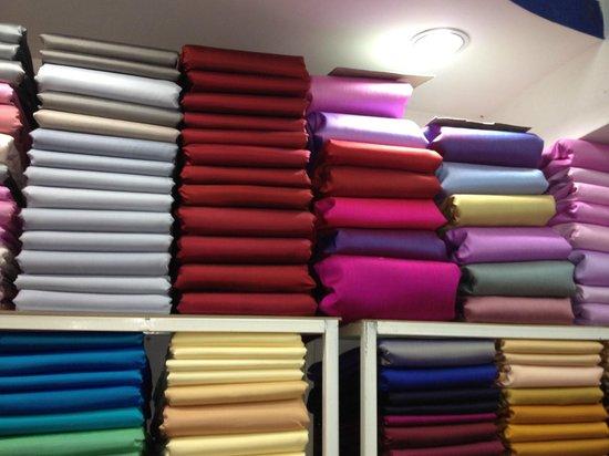 Signature Collection Tailor: Thai Silk