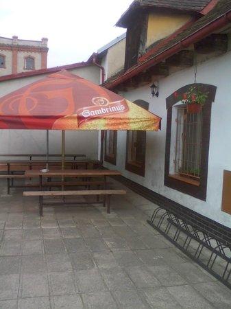 Restaurace Na Ostrove