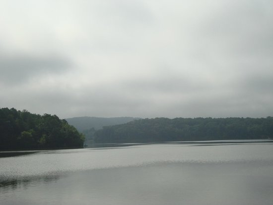 The lake at Sweetwater
