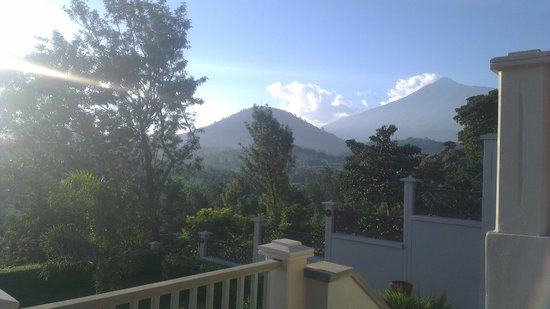 Uitzicht Onsea House Arusha