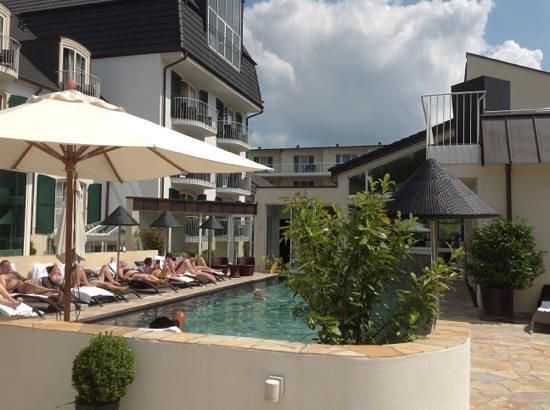 Vital & Wellnesshotel zum Kurfürsten : Pool