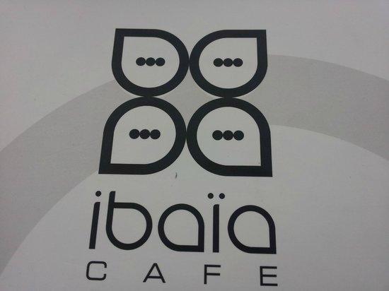 Ibaia Cafe: logo