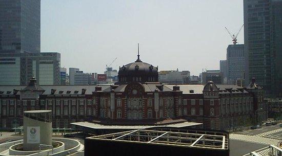 Marunouchi Building: 東京駅見れます