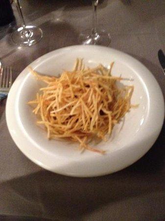 Alenti Restaurant: frieten