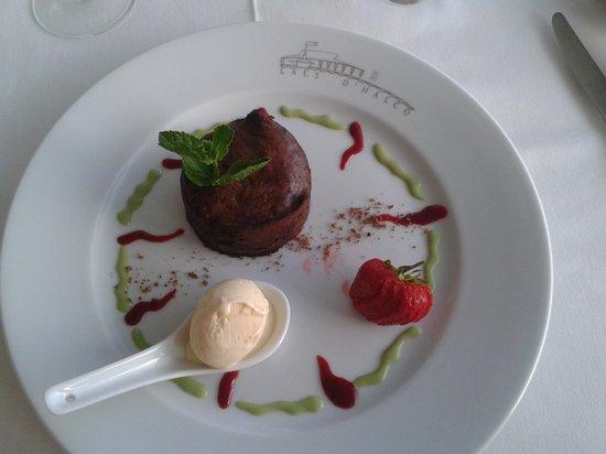 Hotel Des Lacs D'Halco : miam...