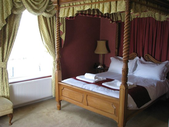 Stonegarth Guest House: Our room