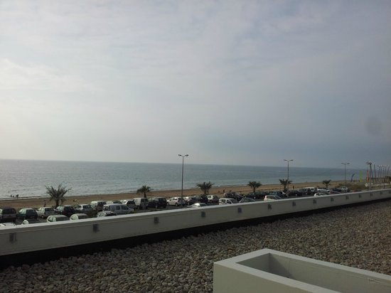 Previthal Thalassotherapy: Vue front de mer