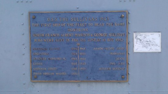 Buffalo & Erie County Naval and Military Park: A Little bit of History