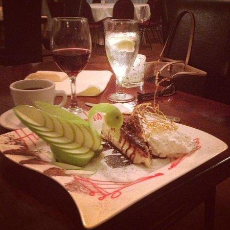 Erini Restaurant: Dessert